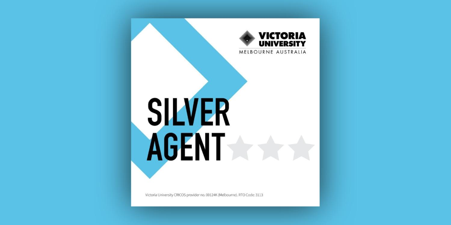 SILVER AGENT by Victoria University, Melbourne.
