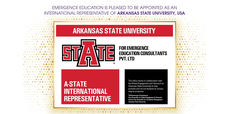 Arkansas State University, USA