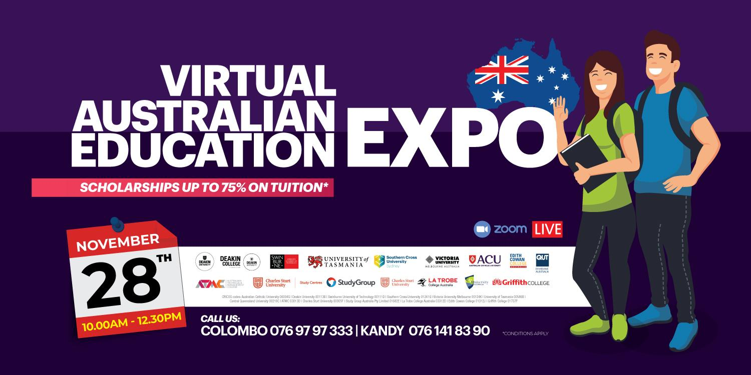 VIRTUAL AUSTRALIAN EDUCATION EXPO